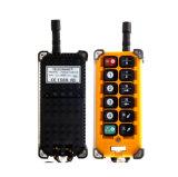 Electric Motor Bridge Overhead Crane Use F23-a++ Crane Wireless Remote Control with Best Price