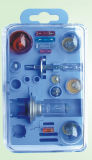 H1/H7 Car Spare Emergency Bulb Kit