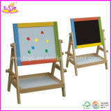 Wooden Easel, with Holder (W12B024)