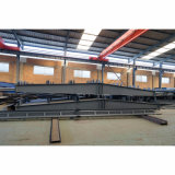 Hot Rolled H-Beam Construction Materials for Metallic Steel Structures