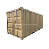 New Hard Steel 20FT Open Top Shipping Container Price