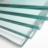 Cheap Safety Tempered Glass Price Colored Clear Tempered Glass