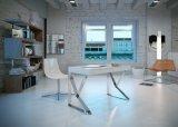 """Moritz """"K"""" Shape Base Writing/Home Office Desk"""