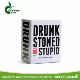 Hot Sell Drunk Stoned Stupid Paper Game