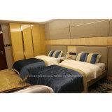 5 Star Hotel Furniture Luxury Bedroom Furniture Royal with Wardrobe (KL N04)