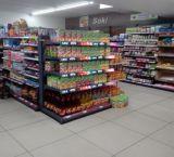 2020 Hot Selling New Product P1.5625 Ultrathin Supermarket LED Shelf Display