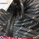 Wholesale High Quality Black Rope Twist Braid Cotton Rope Climbling Rope
