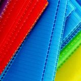 Custom PP Coroplast Corrugated Plastic Sheet 4X8