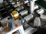 China Manufacture Conveyor Four Color Pad Printer Price