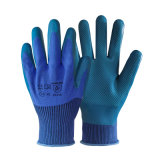 Wholesale Sale Cheap China's 13G Waterproof Latex Foam Safety Work Gloves