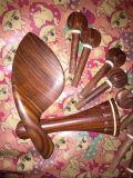High Quality Violin Jujubewood Ebony accessory