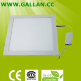 Best Price CE RoHS Approval LED Aluminum LED Square Panel