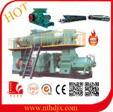 Big Extrusion Environmental Clay Soil Brick Production Line Machinery