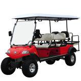 Golf Buggy /Golf Equipment 4+2seat Hunting Cart Del2042D2z