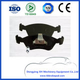 Toyota Low Noise Semi Metallic Painted Plastic Front Brake Pad D2170m
