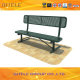 Outdoor Cheap Customized Metal Park Bench (PAC-30204)