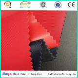 100% Polyester 600d Twill PVC Foam Coating Fabric for Bags&Luggage