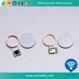 125kHz Lf Waterproof PVC RFID Em4200 Smart Coin Card