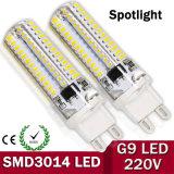 G9 LED Corn Light AC220V Mini LED Bulb Lamps Droplight
