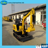 High Quality Mini Farm Crawler Excavator Countryside Machine