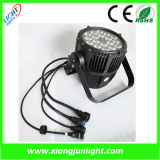 Outdoor Osram 54X3w LED PAR Light PAR Can