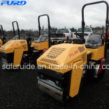 1 Ton Ride-on Hydraulic Road Roller for Driveways and Parking Construction (FYL-880)