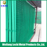 High Visibility Temporary Stainless Steel Fencing for Security of Construction Site/Garden/Road/Swimming Pool