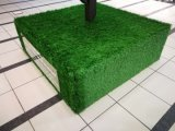 Artificial Boxwood Plant Green Wall Garden Decoration Indoor and Outdoor Artificial Grass Artificial Turf
