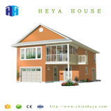 Turnkey Steel Prefabricated Villa Modern Modular Homes Construction