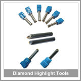 Diamond Tooling Used to Dress, Diamond Used to DVD Players, Diamond Tools Used to Camcorders