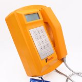 Knsp-18LCD Waterproof Industrial Heavy Duty Emergency VoIP Telephone