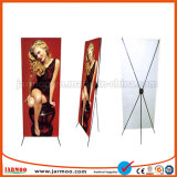 60*160cm Aluminum Polyester Display Pop up Advertising X Roll up Banner