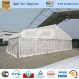 Luxury Clear Curved Party Tent for 250 People Event Used