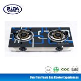 New Model Table Cooktop Glass Surface Gas Stove