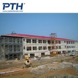 2018 China Prefabricated Light Steel Villa as Modular Hotel Building