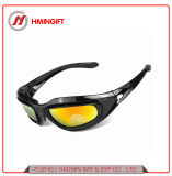 Tactical Eyeglasses Night Vision Anti - Impact Goggles Motorcycle Riding Glasses Cover.