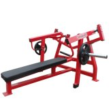 Q195 Dezhou Strongway Plate Loaded Commercial Gym Equipment Chest Press