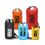 PVC Waterproof Dry Bag for Outdoor Sports Traveling Wholesale
