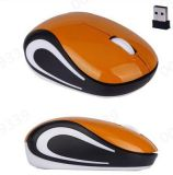 2.4GHz Wireless Mouse Cute Mini 1600 Dpi Optical USB Driver Computer Mice for PC Laptop Notebook