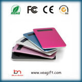 Li-Polymer Battery Ultra Slim Power Bank Mobile Phone Charger
