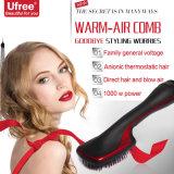 Multifunctional Electric Hot Air Hair Straightening Brush