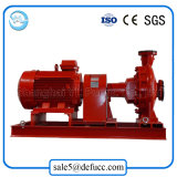 Horizontal Electric End Suction Centrifugal Water Pump for Fire Fighting