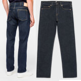 Wholesale Stright Cheap Jeans Basic Denim Pants for Men