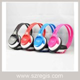 Cheapest Wireless Bluetooth Headset with FM Radio TF Card Earphone