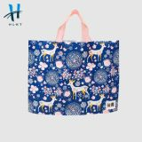 Custom Logo Slider Frosted Clothing Bags Transparent Zip Lock Plastic Bag Clothes