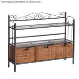 Wholesales Metal Storage Rack Display Shelf with Factory Price Furniture