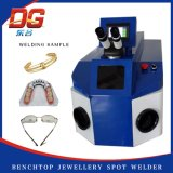 Wholesale 200W Desketop Jewelry Spot Welding Machine with Pneumatic Cutter