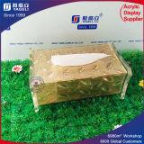 Novel Design Wholesale Tissue Paper Box with Lid