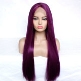Manufacturer Cheap Synthetic Wig Hair Wholesale Price Lace Front Wig