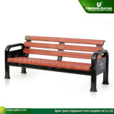 (TP-068M) Wood Look Tennis Court Side Bench